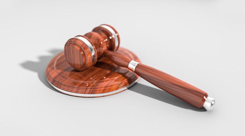 gavel representing civil court